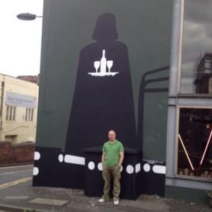 Darth Vader Ernest, Ouseburn