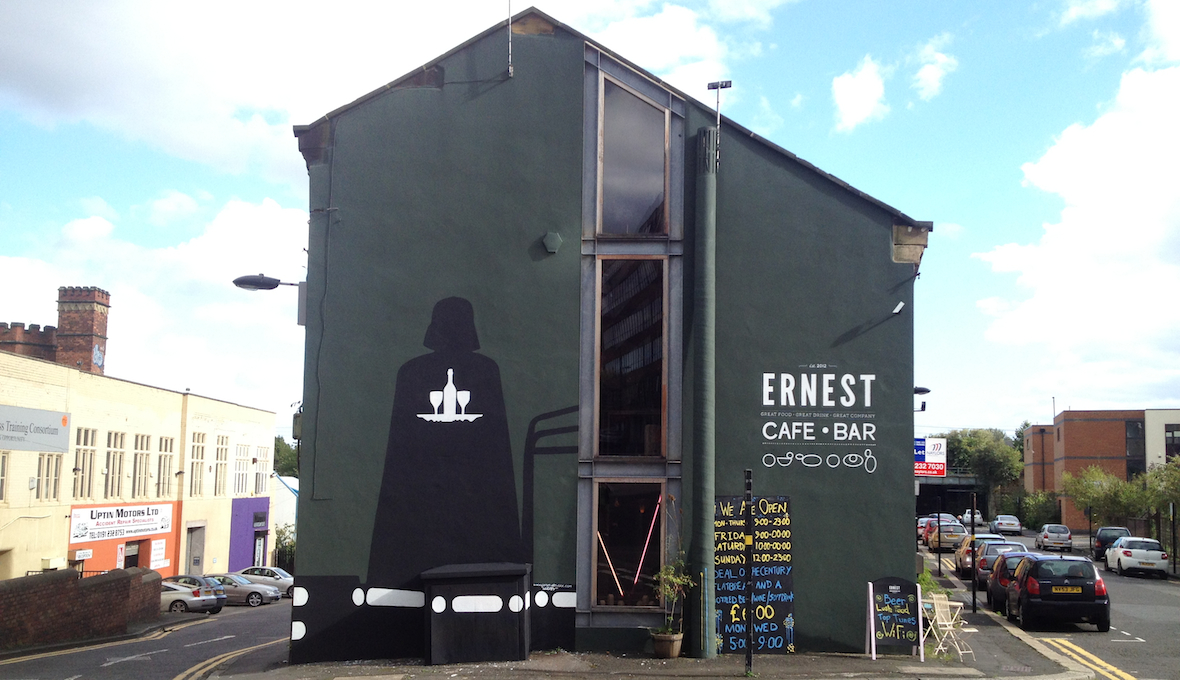 Ernest Bar Newcastle