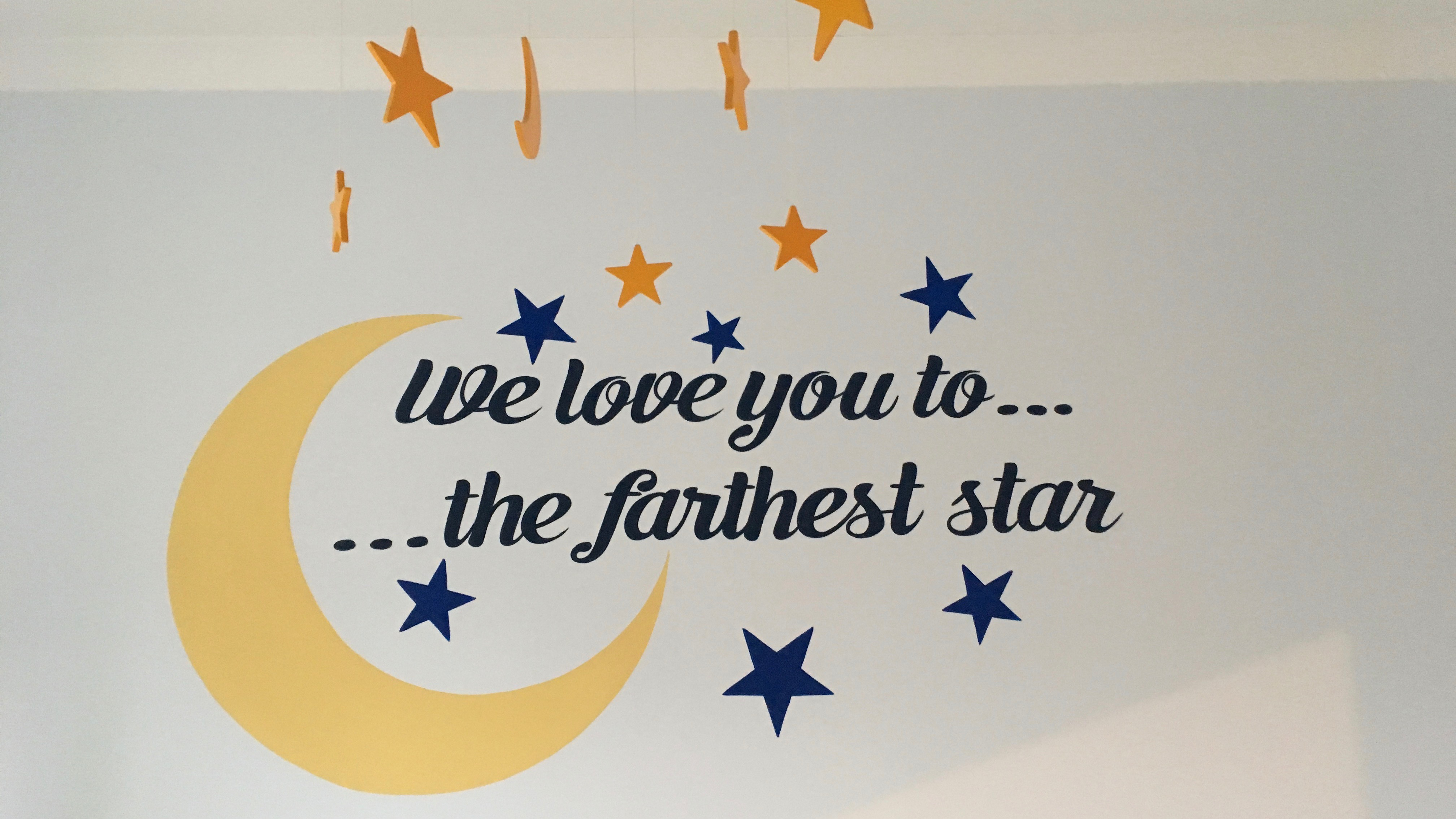 Farthest Star Wall quote