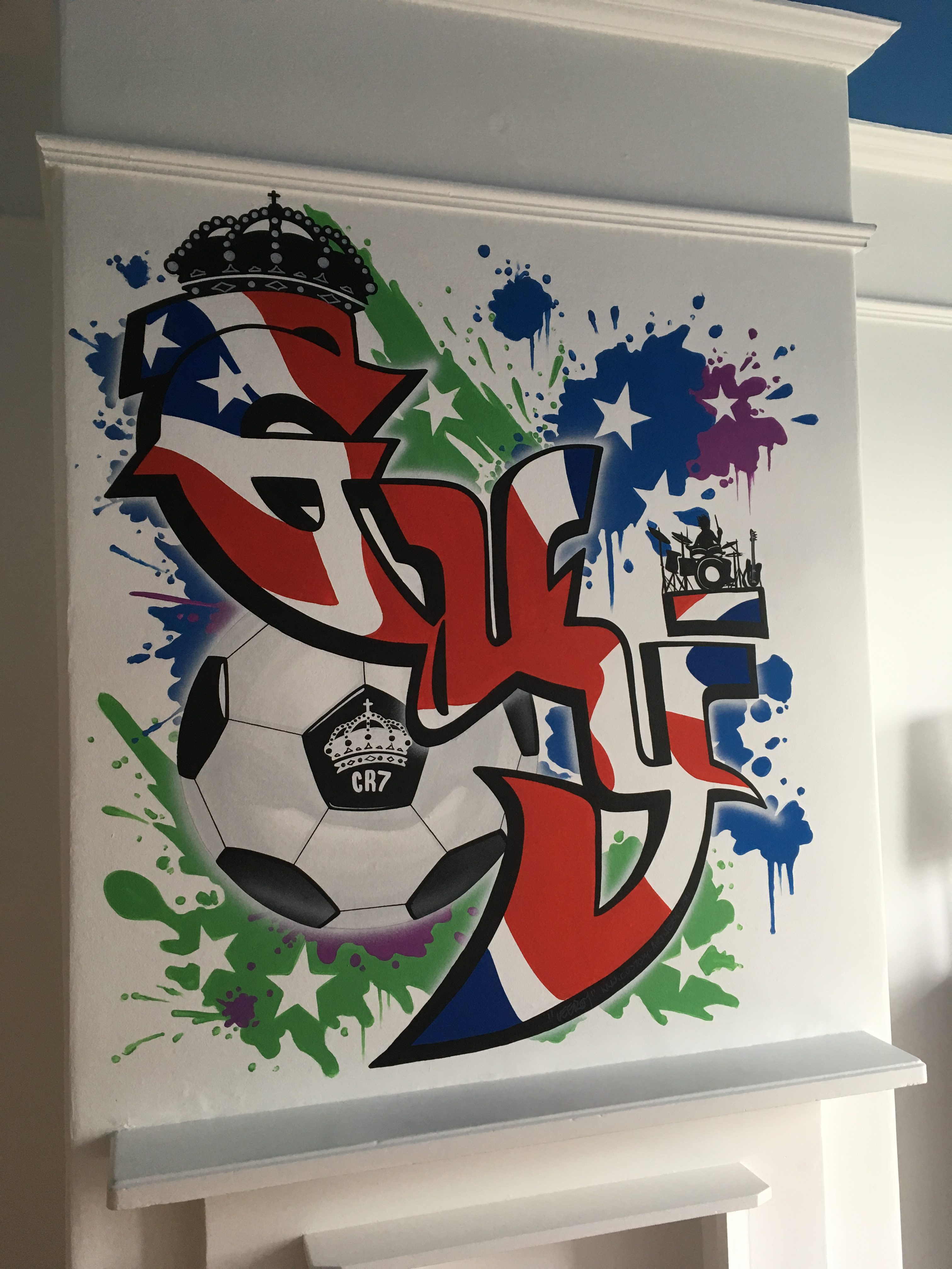 Guy Graffiti