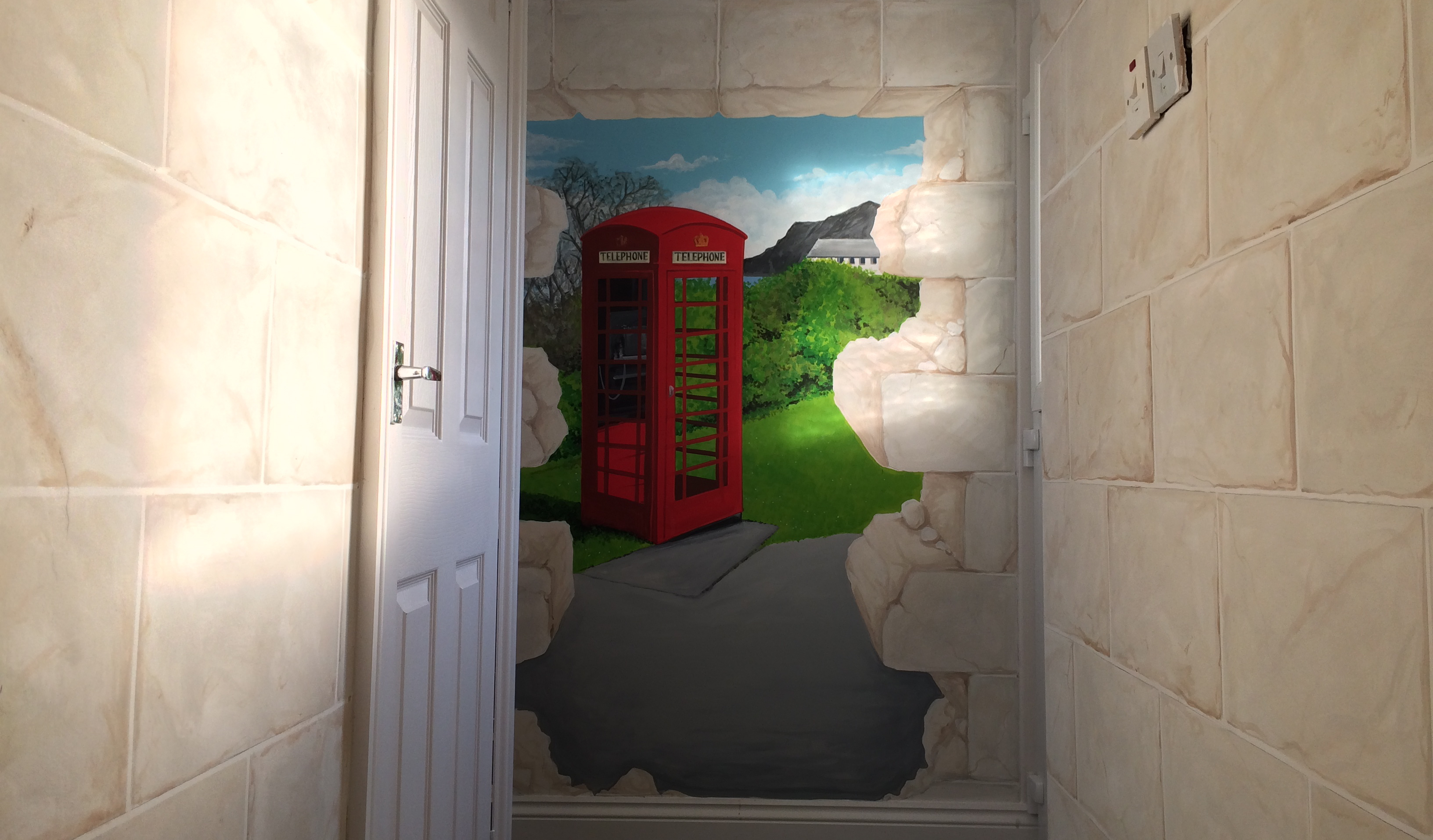 Stone And Phone box