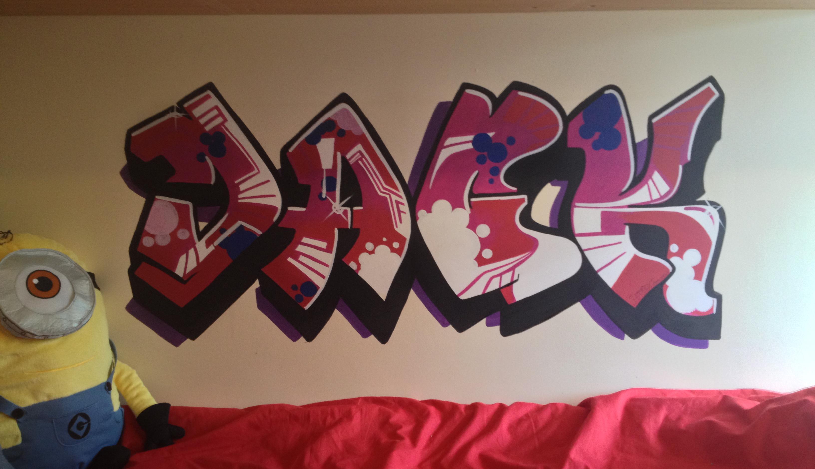 Jack Graffiti