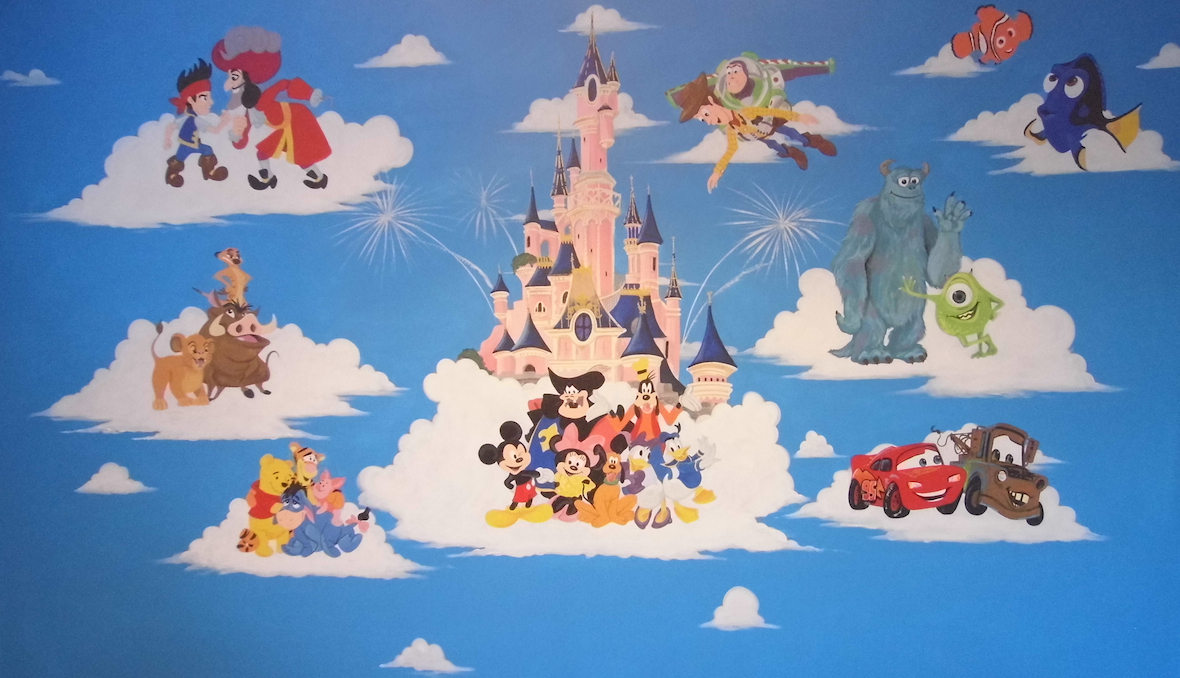 Kids custom artwerk disney compilation amipublicfo Image collections