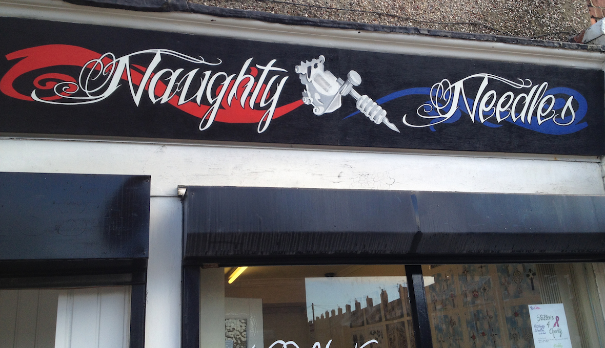 Naughty Needles Tattooist
