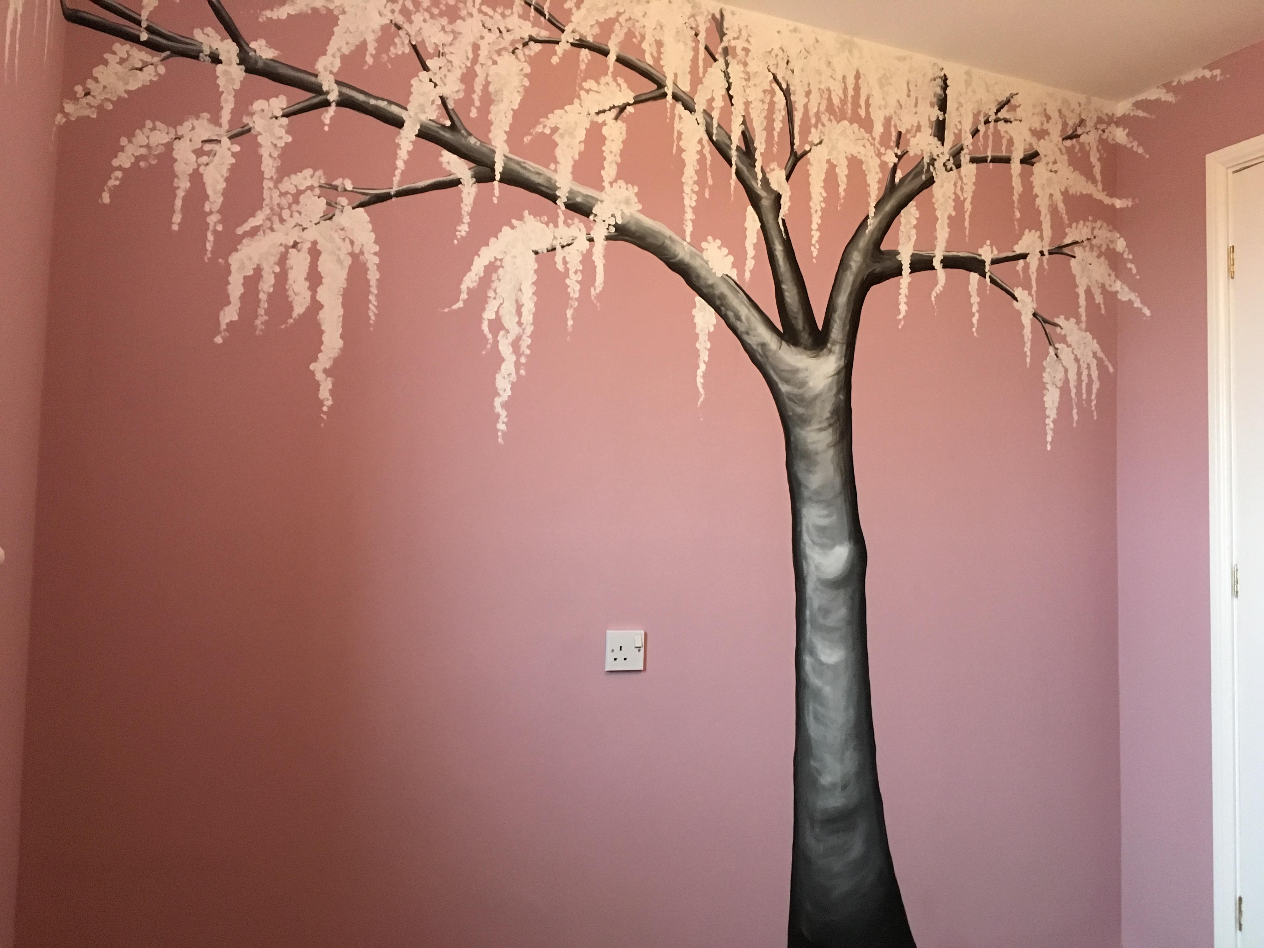 Nursery Blossom Tree