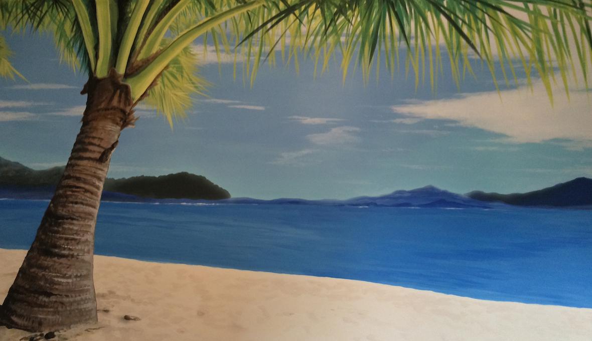 Paradise Palm Tree