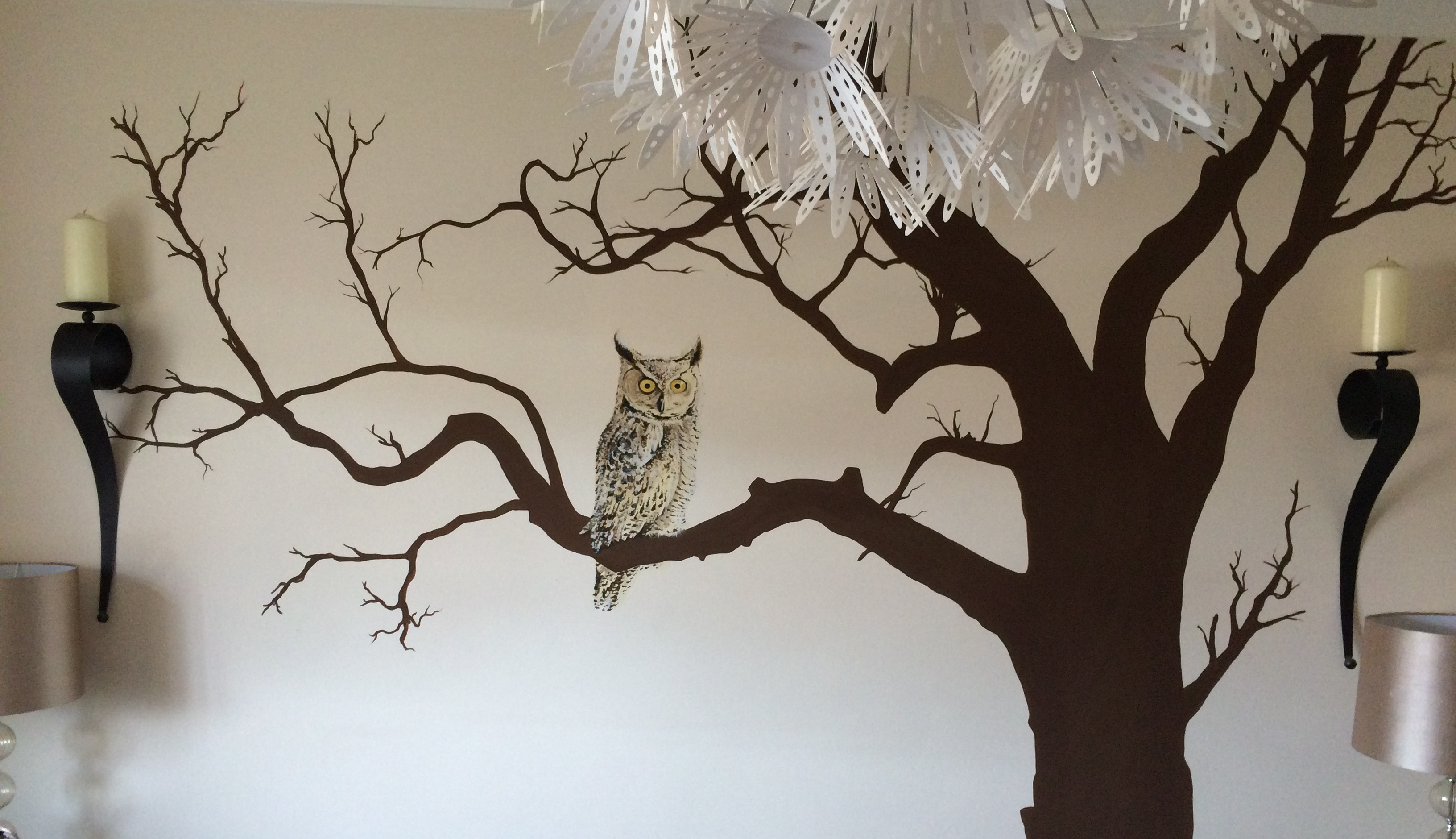 Tree with Owl